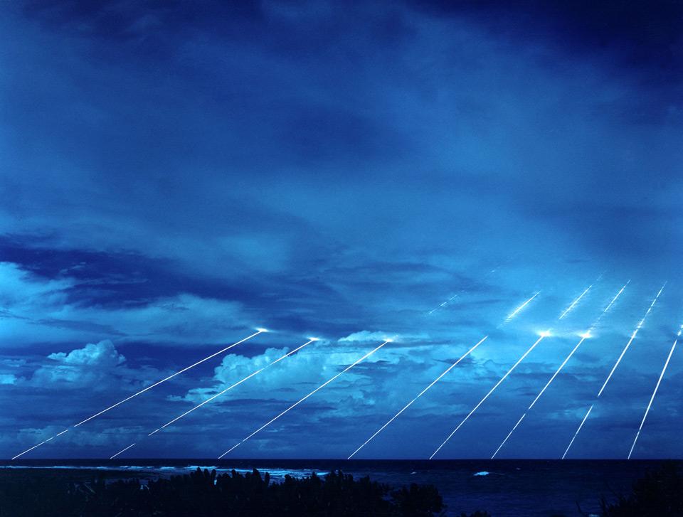 peacekeeper missile testing