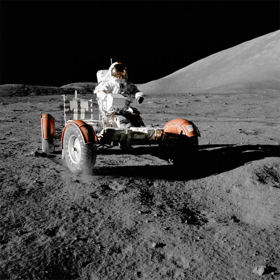apollo 17 mission 1972