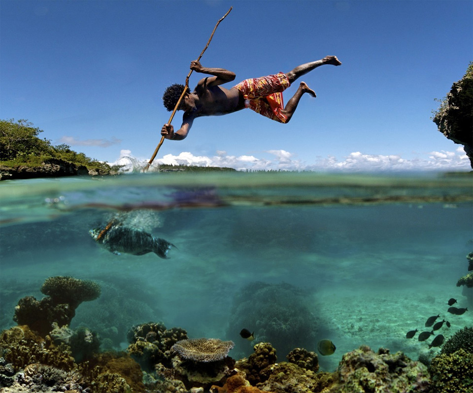 Spear Fishing