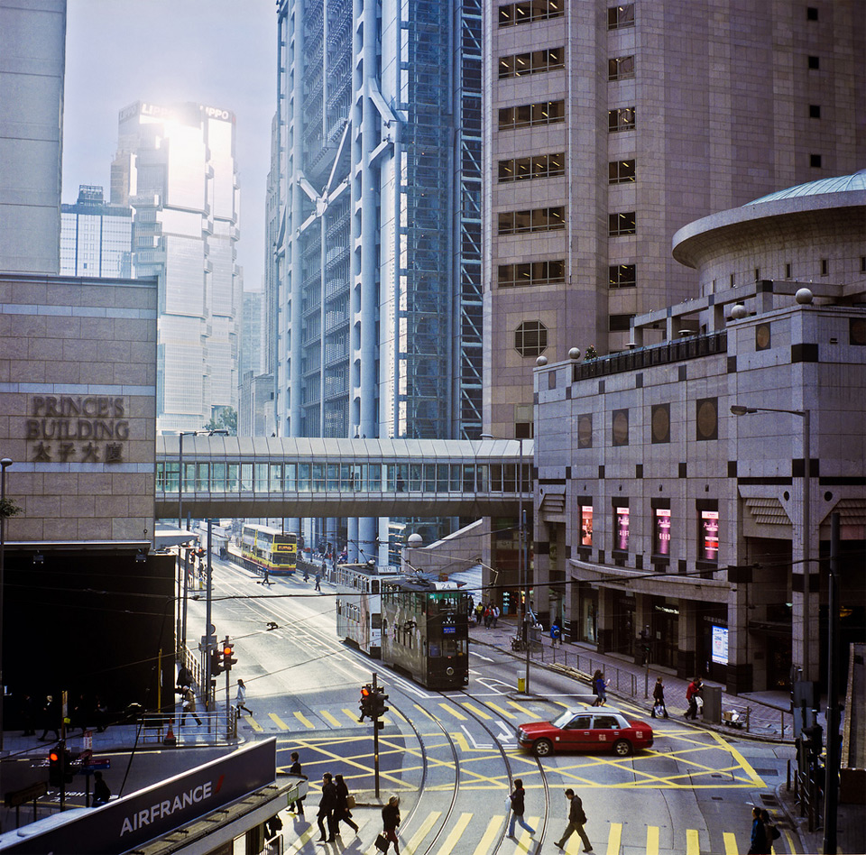 hong kong street view