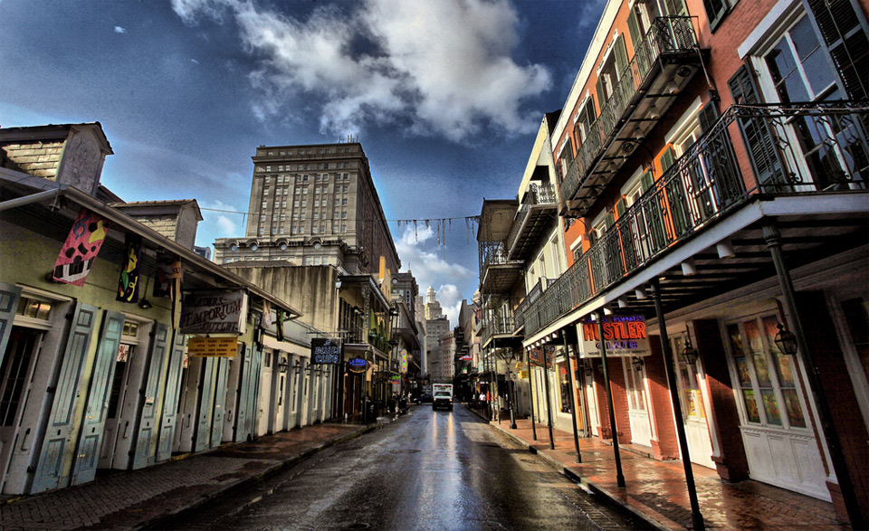 new orleans bourbon street