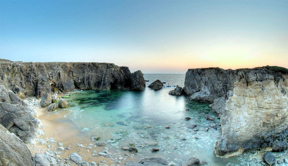 quiberon peninsula france
