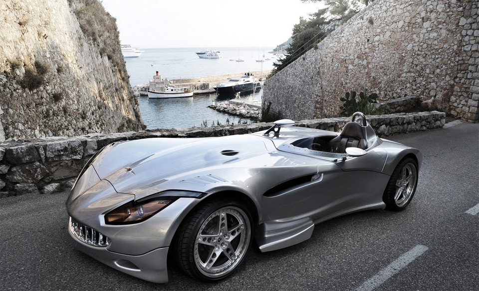 silver veritas rs III roadster