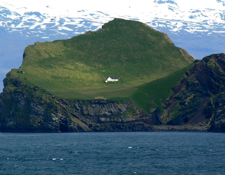 the loneliest house in the world