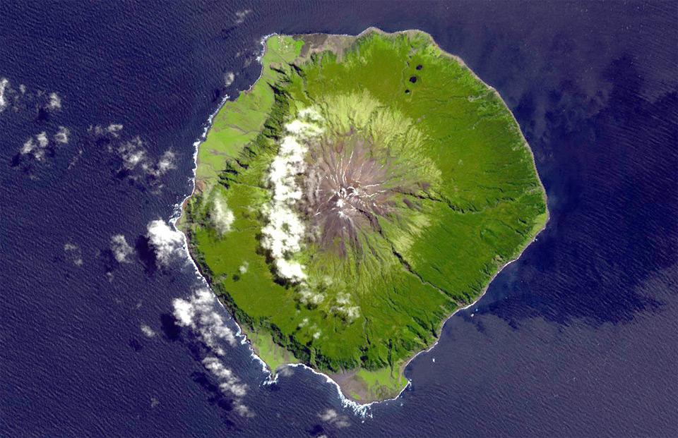 tristan da cunha island