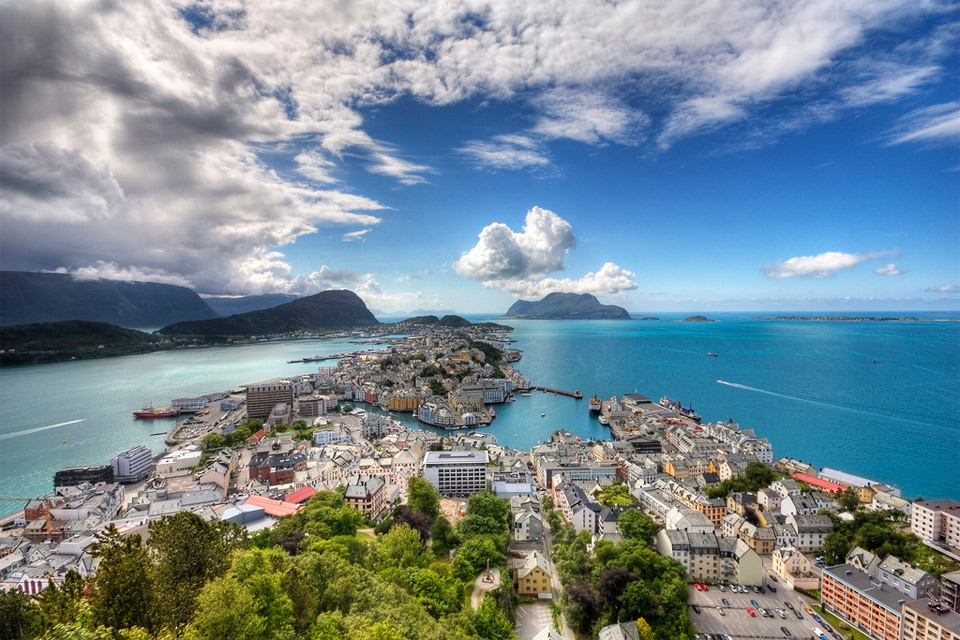 aalesund, norway