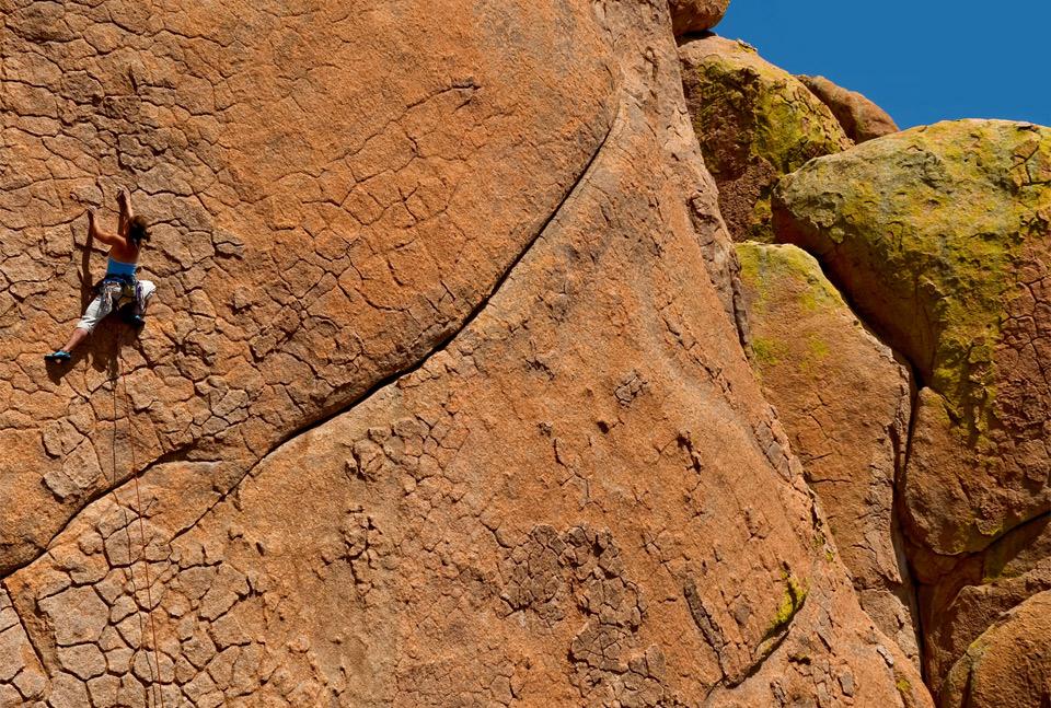 climbing arizona