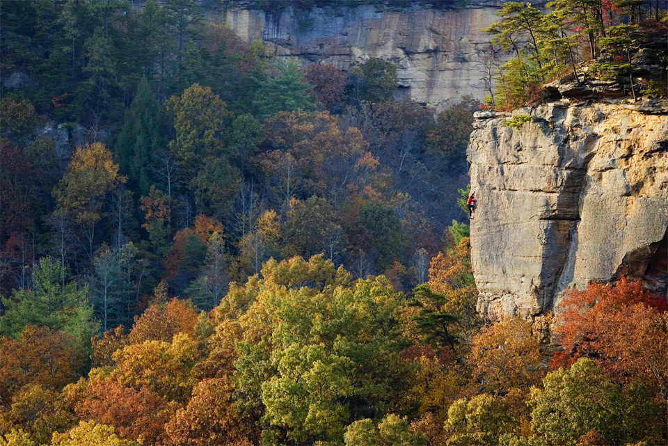 climbing colorful kentucky