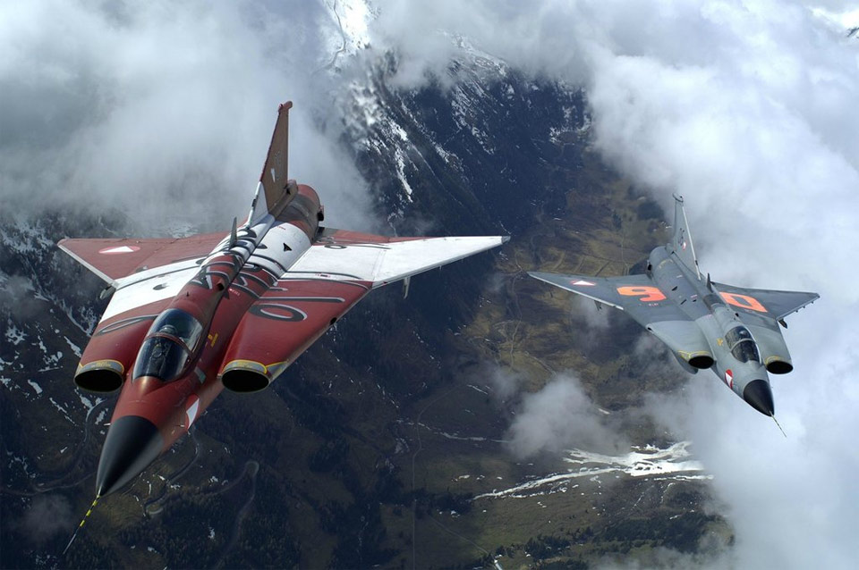 the draken over sweden