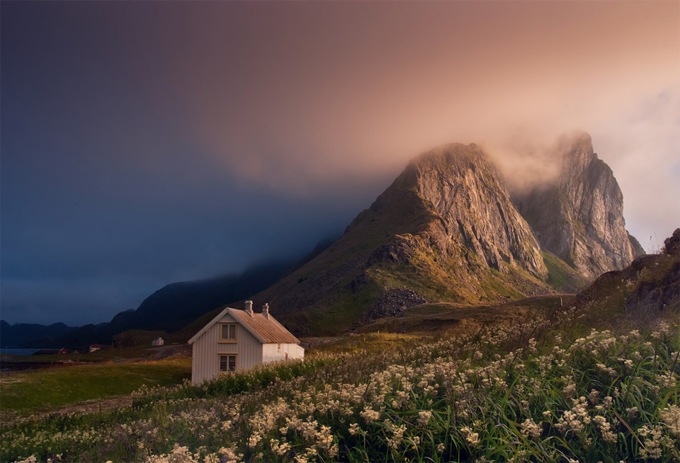 beautiful lofoten, norway