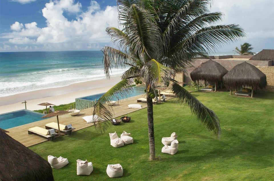 kenoa resort, brazil