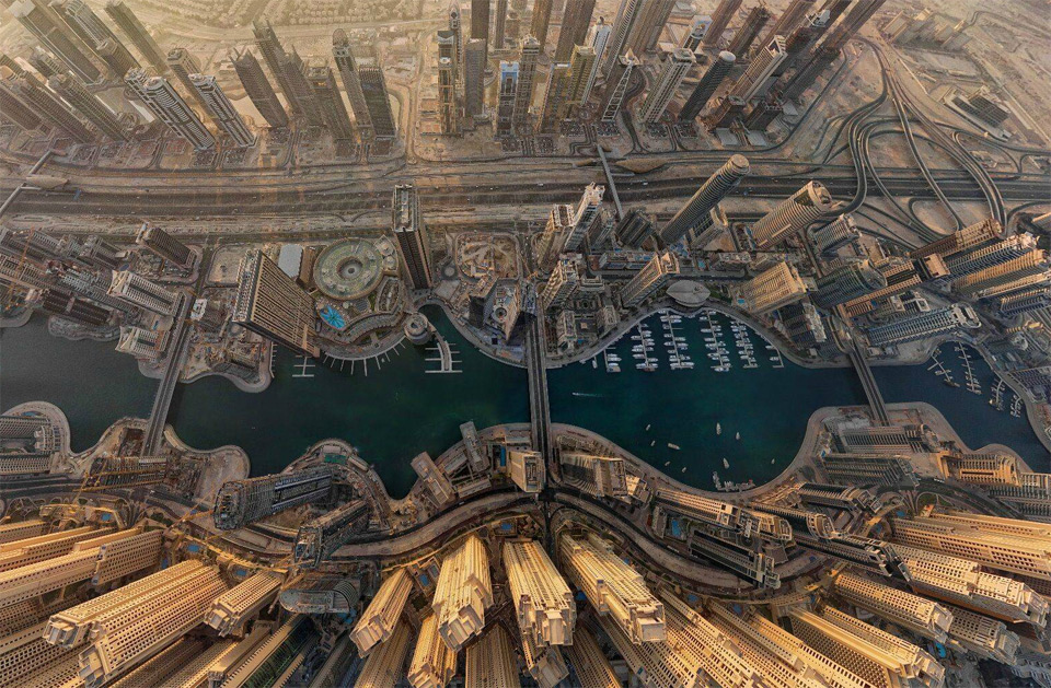 sky high dubai marina