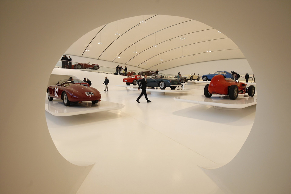 ferrari museum modena italy photo one big photo. Black Bedroom Furniture Sets. Home Design Ideas