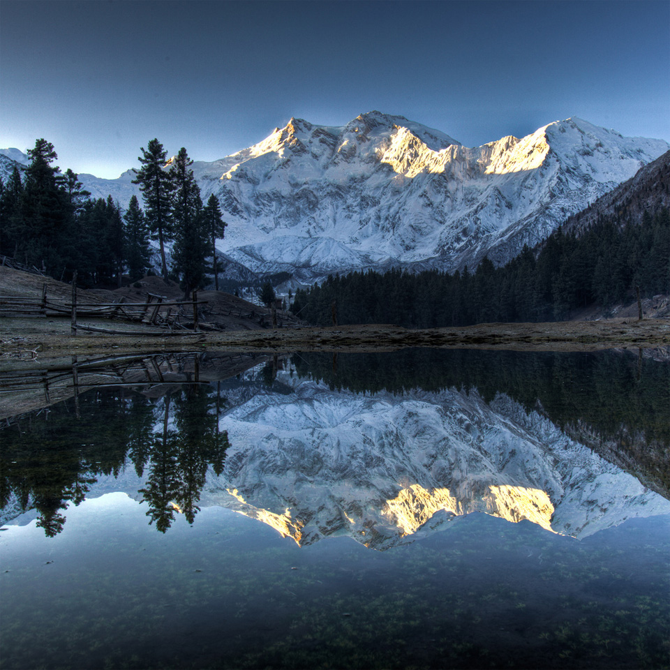 nanga parbat mountain, pakistan