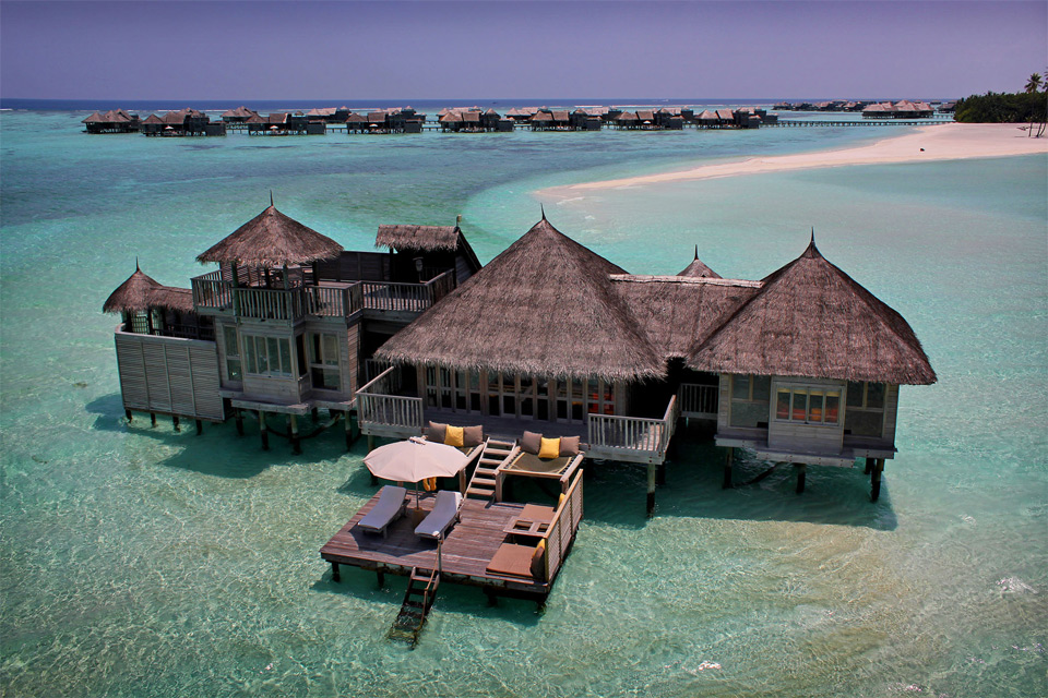 heavenly maldives residence