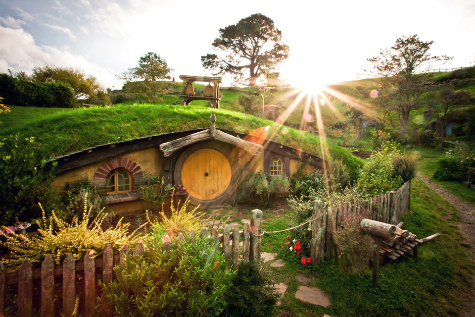 Home Of Adventures, Hobbiton