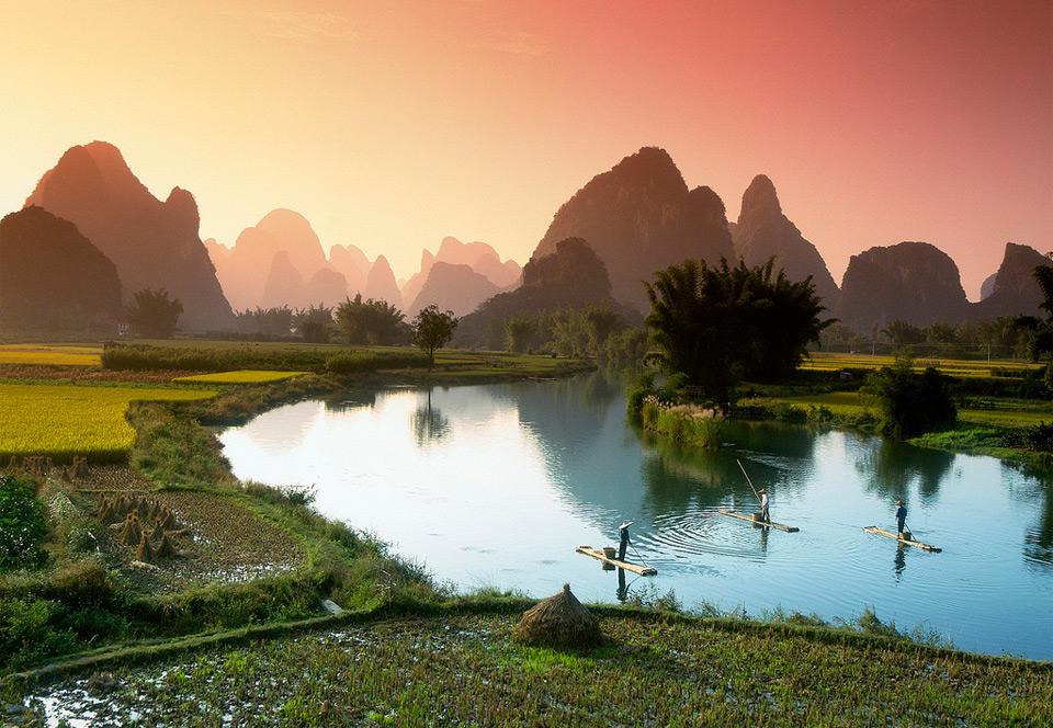 Resultado de imagem para lijiang river china