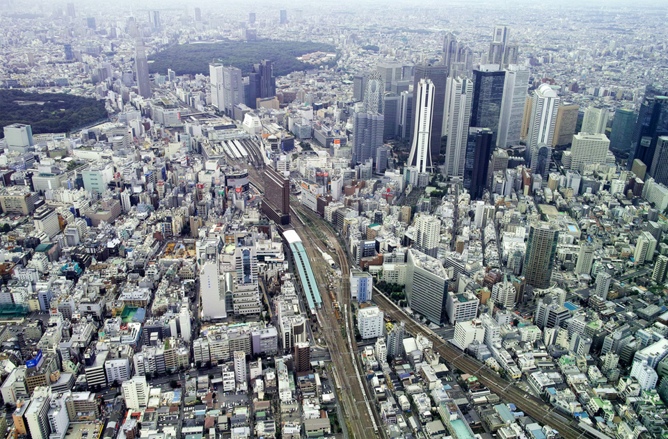 tokyo downtown