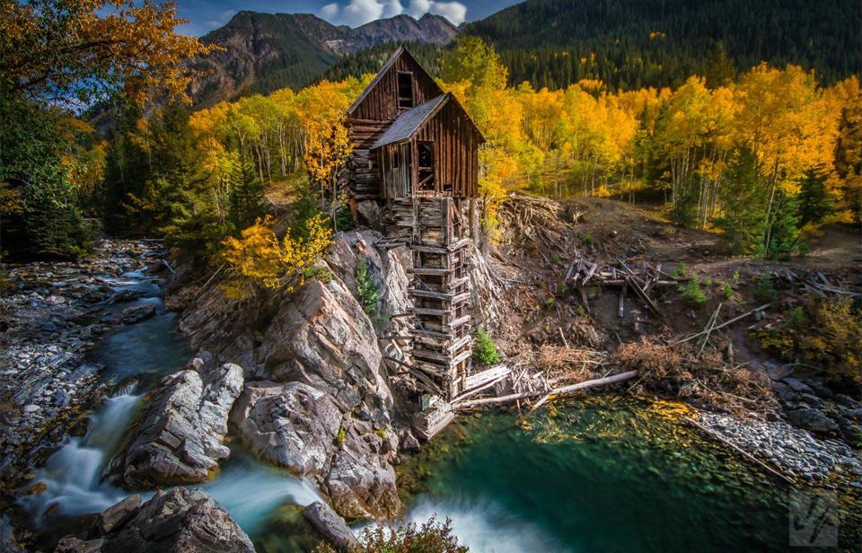dead horse mill, crystal colorado