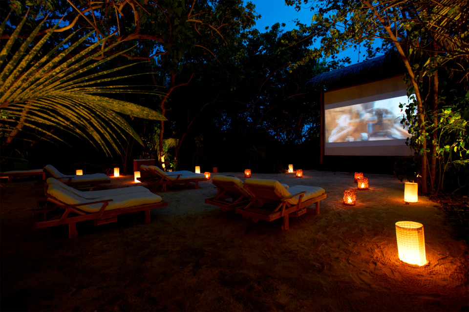 jungle cinema