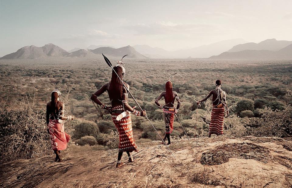 samburu tribe, kenya