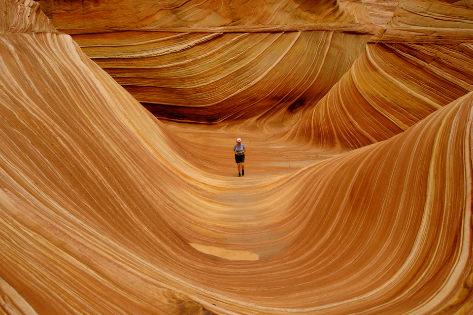 canyon wave, arizona