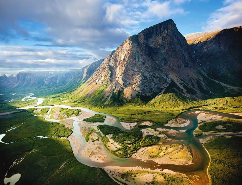 torngat mountains, labrador, canada