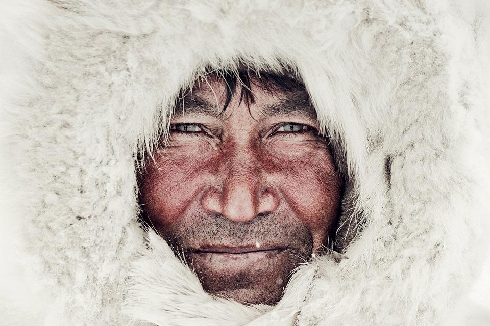 a siberian eskimo