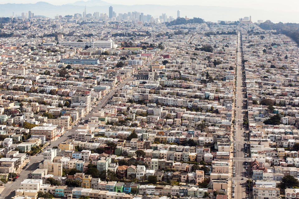 different side of san francisco