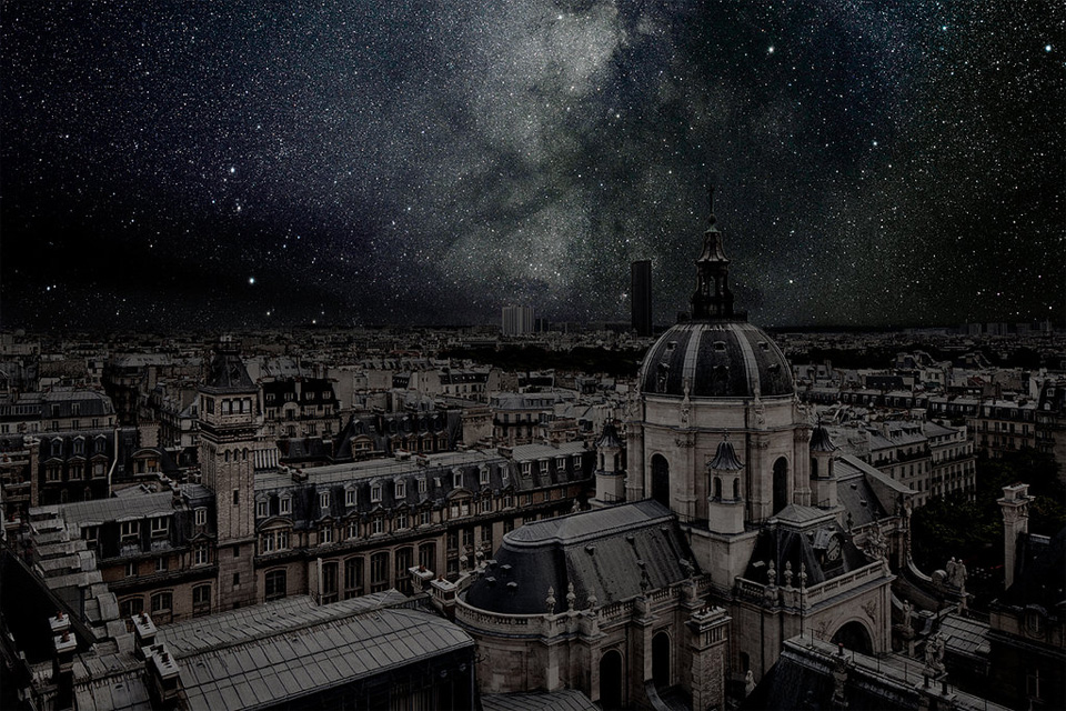 paris without light