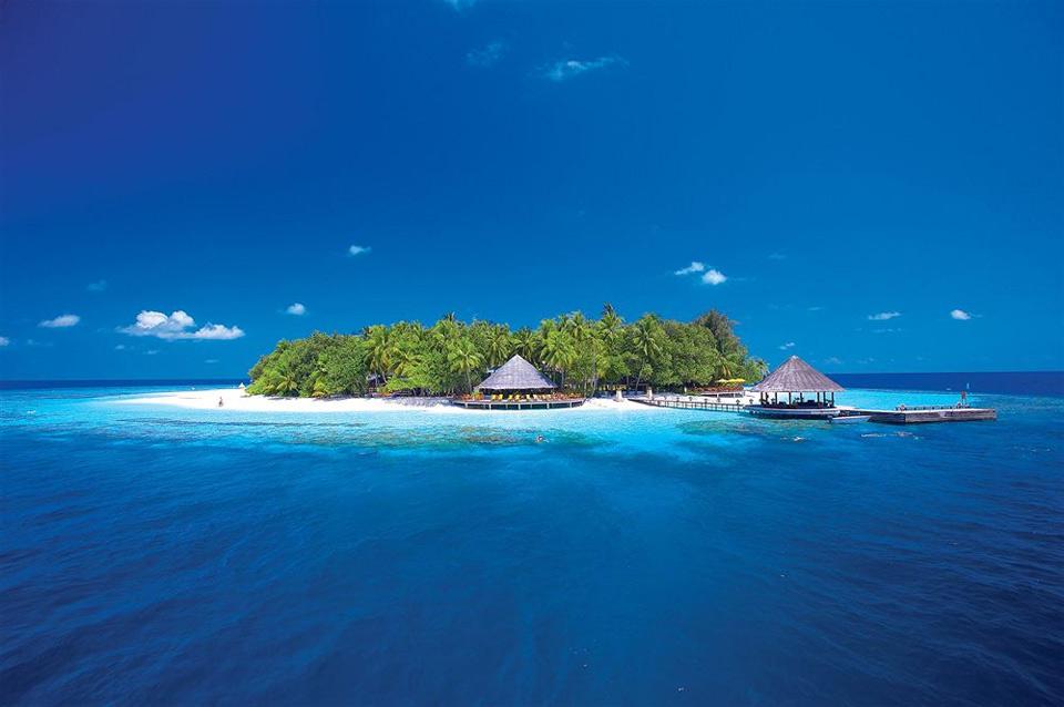 private island, maldives