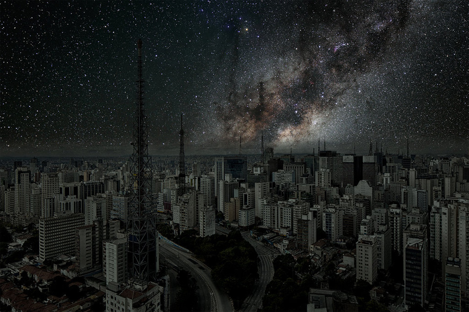 sao paulo without light