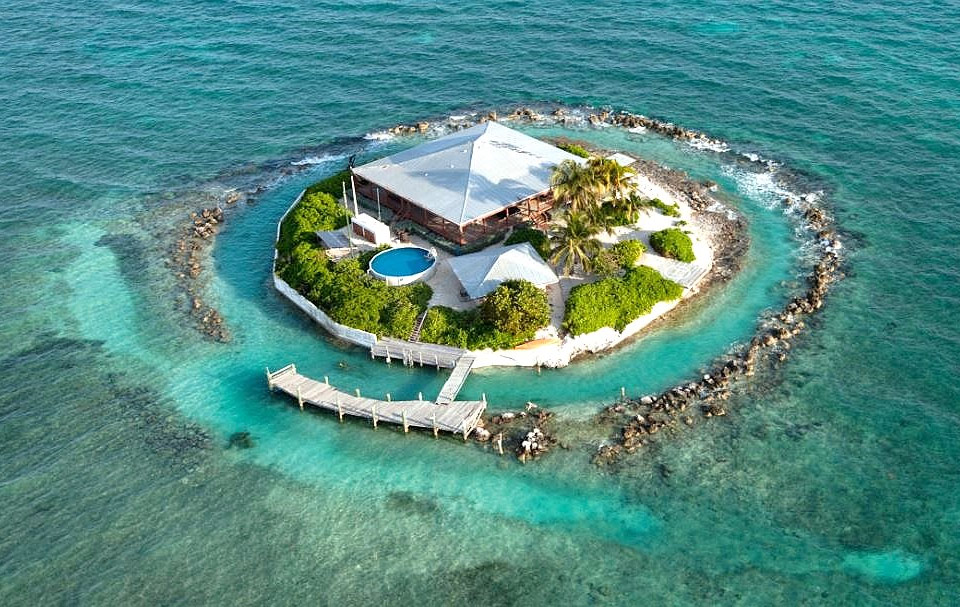 private island on sale