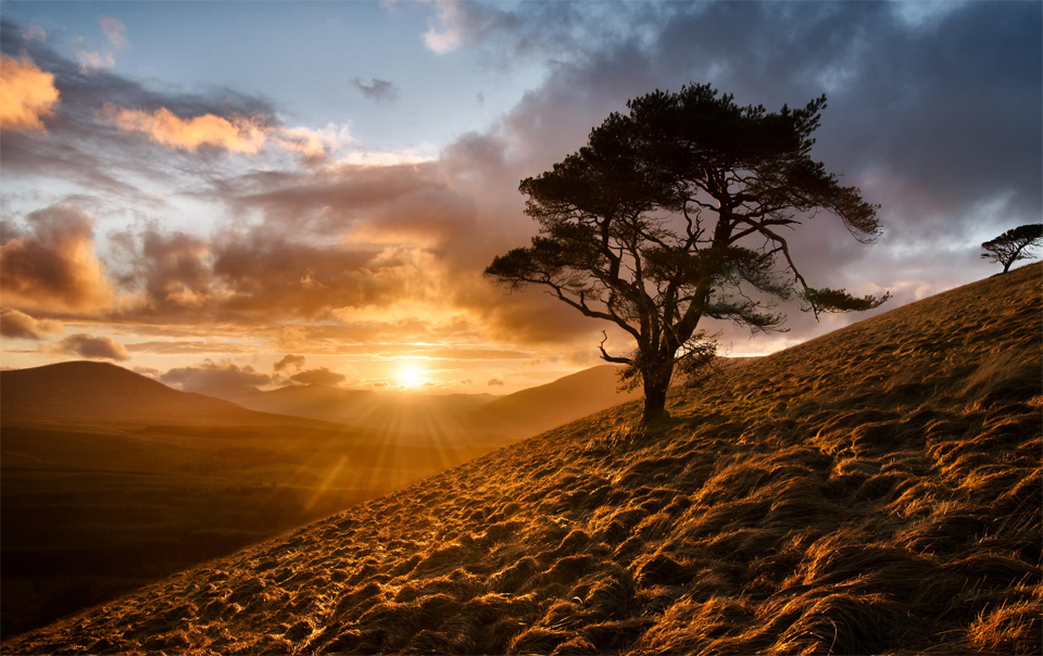 the great mell fell of northern england