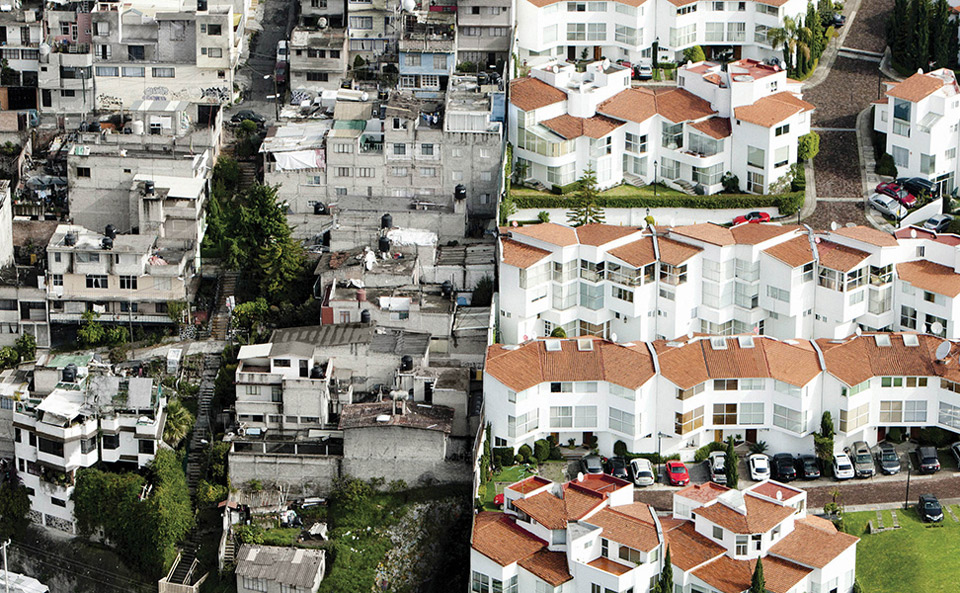 diversity of mexico`s urban living