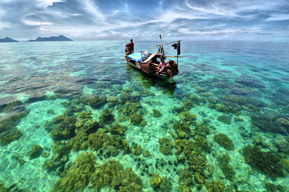 sea tribe of philippines