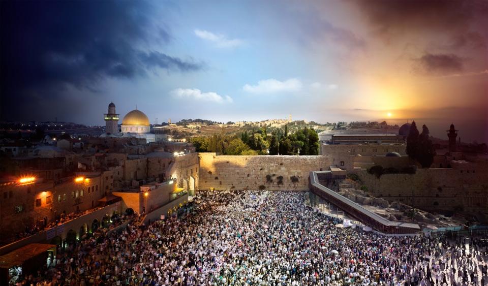 western-wall,-jerusalem