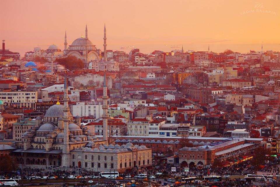 wonderful istanbul, turkey