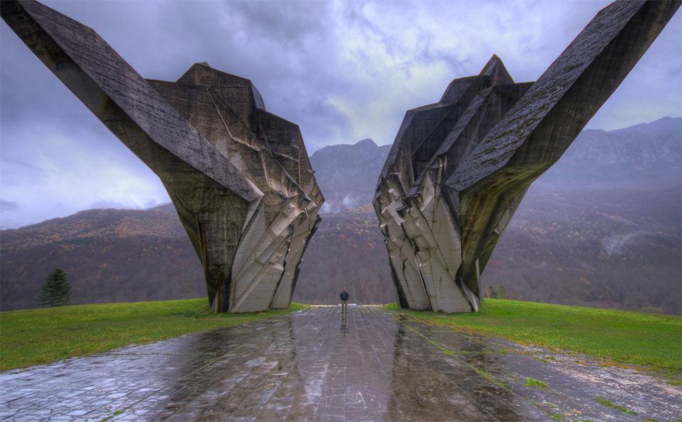 world war II monument, bosnia and herzegovina