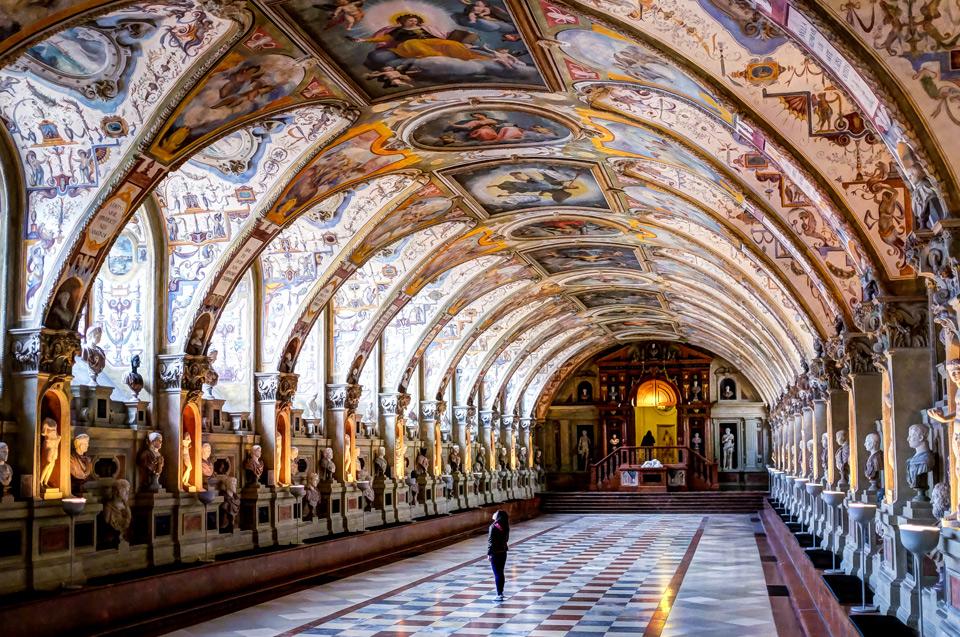 royal palace, munich