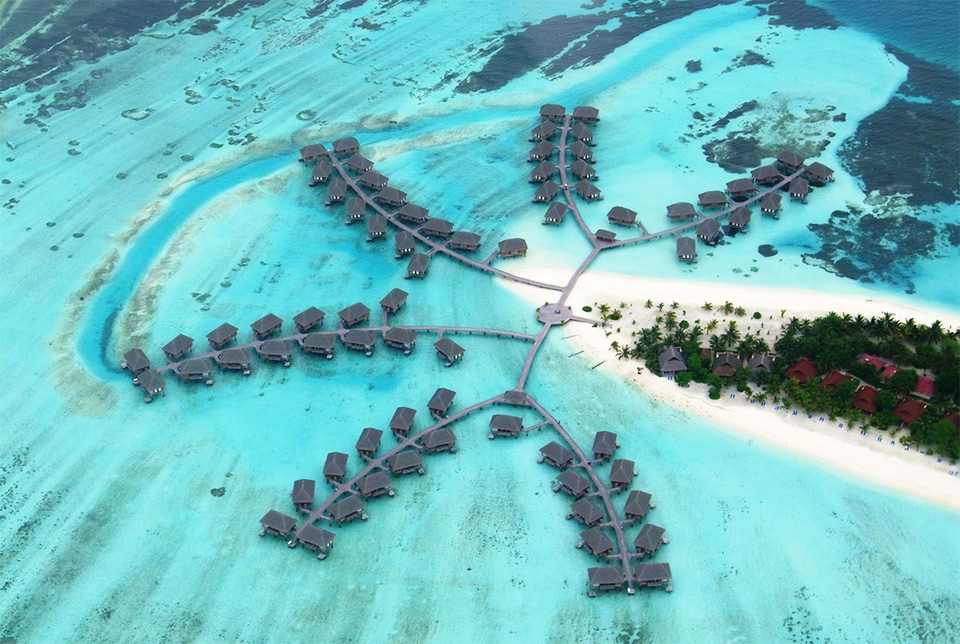 Sea of Stars, Vadahoo Islands, Maldives