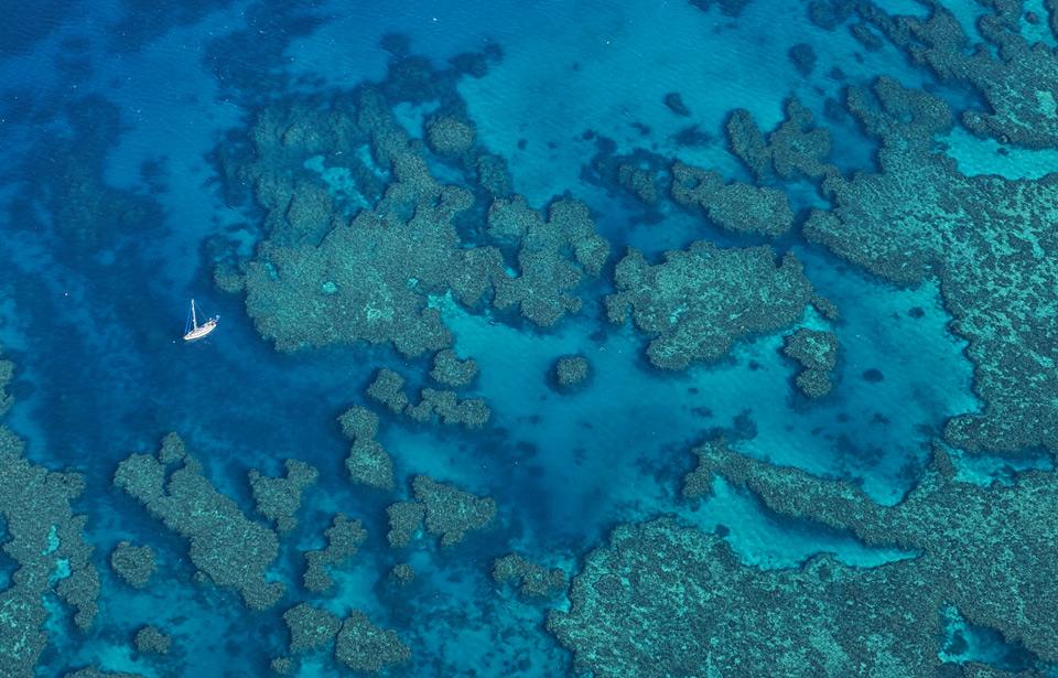 Whitsunday Island Sailing, Queensland, Australia