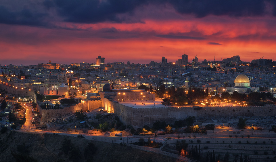 A Look On Ancient Jerusalem