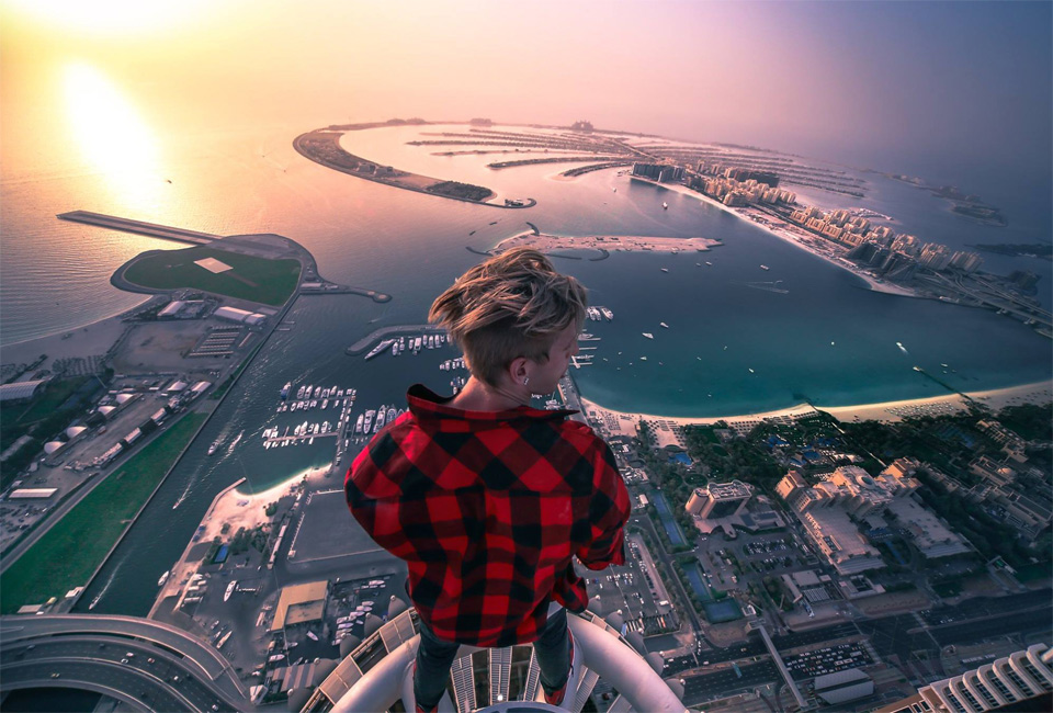 Best View In Dubai