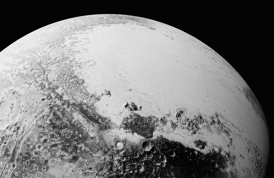 Latest Planet Pluto Photo