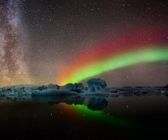 Most Beautiful Northern Lights Photography