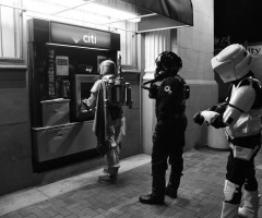 even the dark side needs an atm