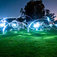 light drawing in santa barbara