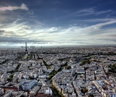 paris panoramica