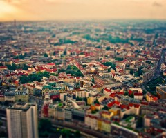 tilt shift germany